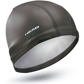 Head Nylon Pu Coating Casquette, black